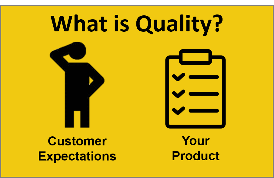 Definition of Quality in Property Management