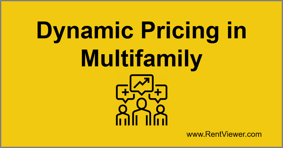Dynamic Pricing in Multifamily Portfolios