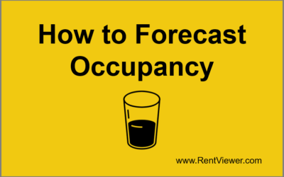 How to Forecast Occupancy