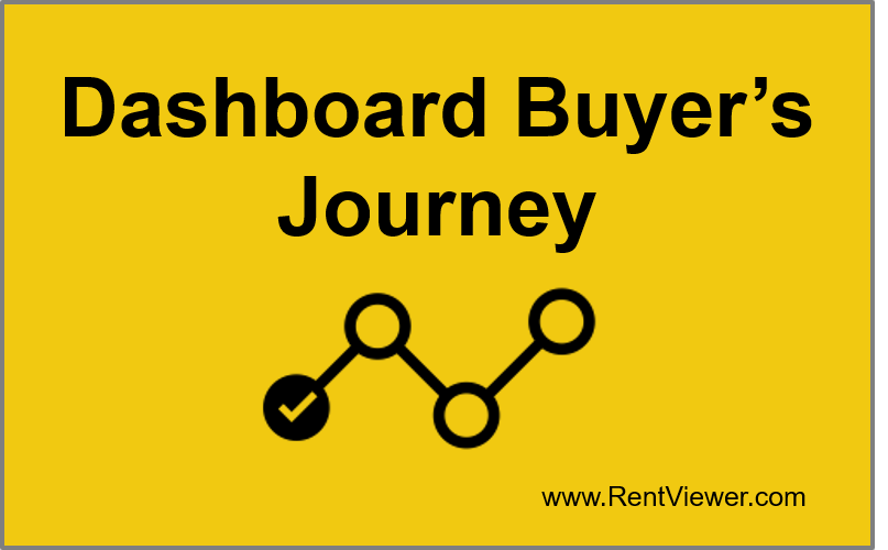 The Dashboard Buyer's Journey