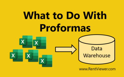 What to do with those real estate deal proformas